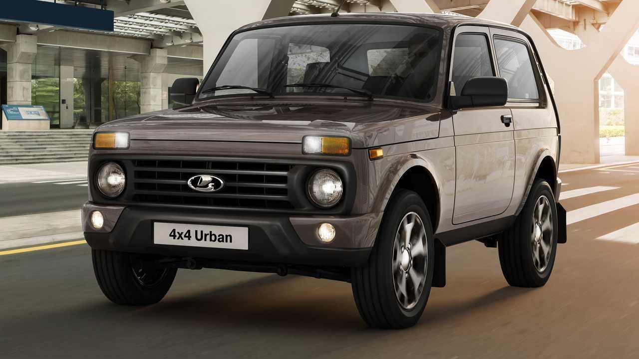 Lada 4x4 Urban 2019
