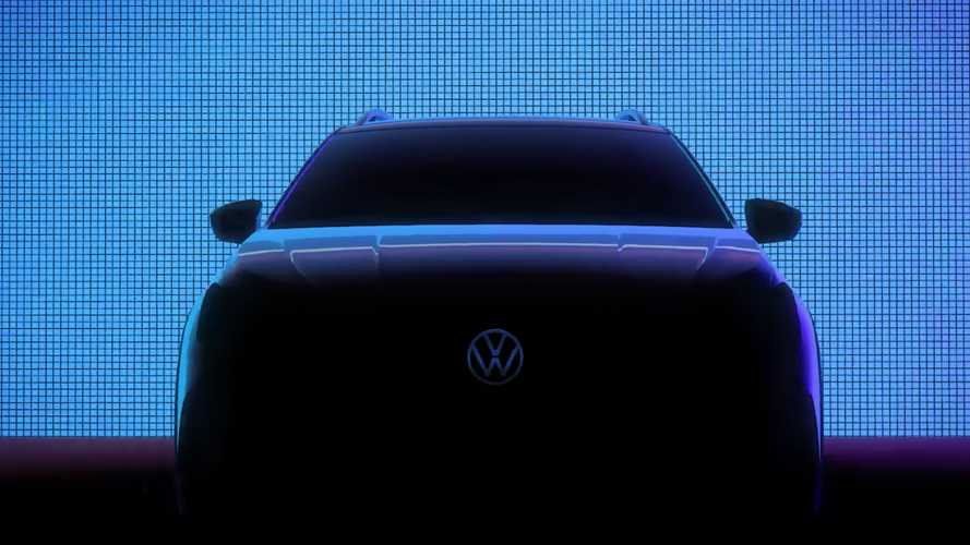 VW Nivus zeigt in neuem Teaser-Video ein vertrautes Cockpit