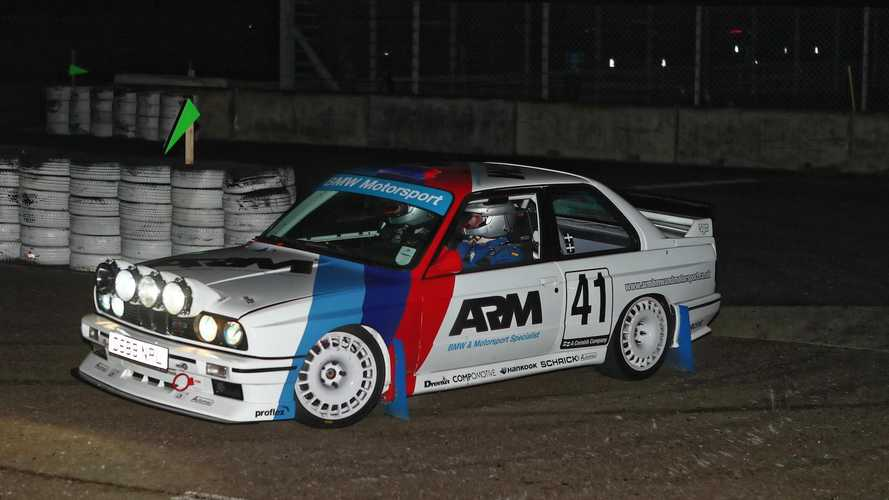 National rally cars in profile: Joe Geach's BMW E30 M3