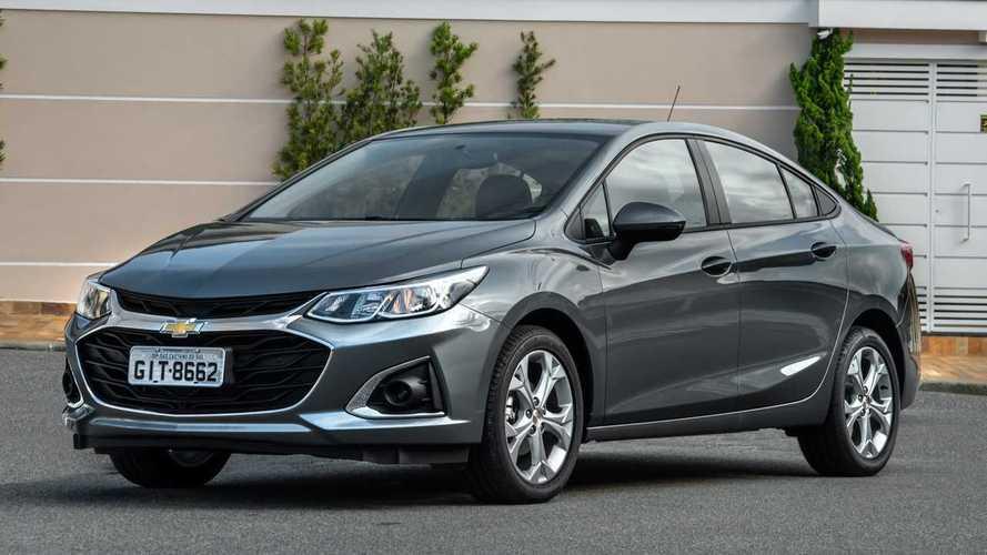 Chevrolet Cruze LT 2020 começa a ser vendido por R$ 101.190