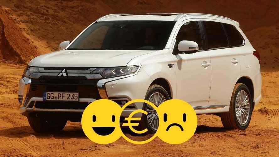 Promozione Mitsubishi Outlander PHEV, perché conviene e perché no
