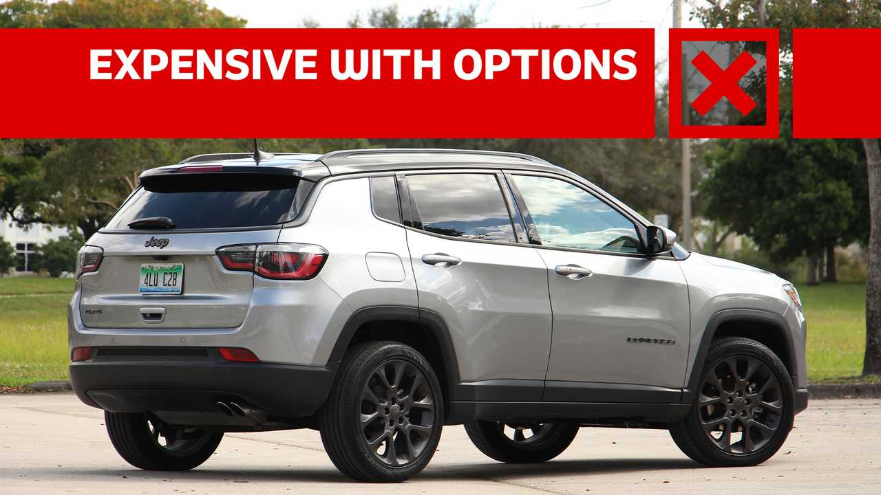 2020 Jeep Compass High Altitude: Pros And Cons - My Own Auto