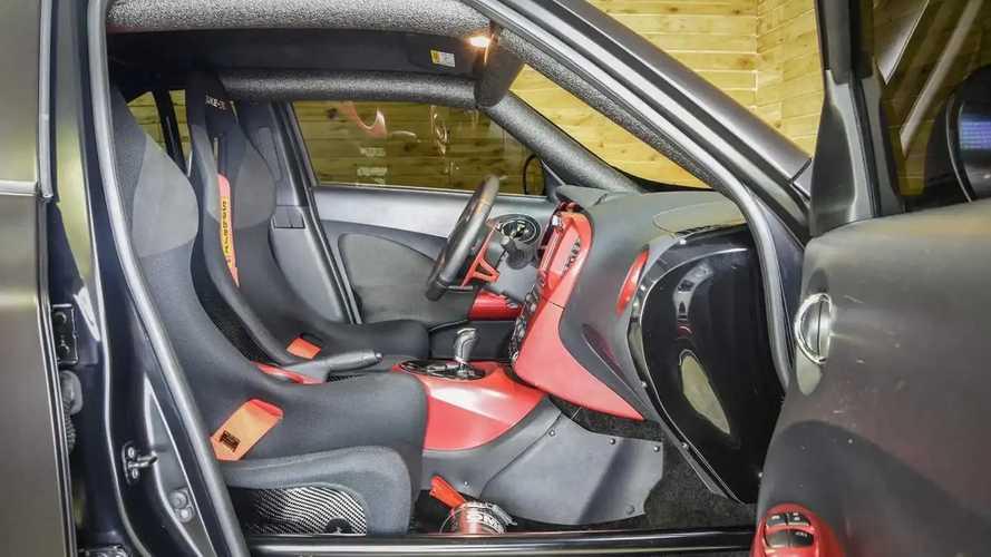 Satılığa Çıkarılan Bir Nissan Juke-R