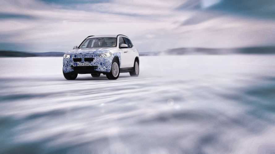 BMW iX3 To Get 74 kWh Pack (Net) And Over 440 KM Of WLTP Range