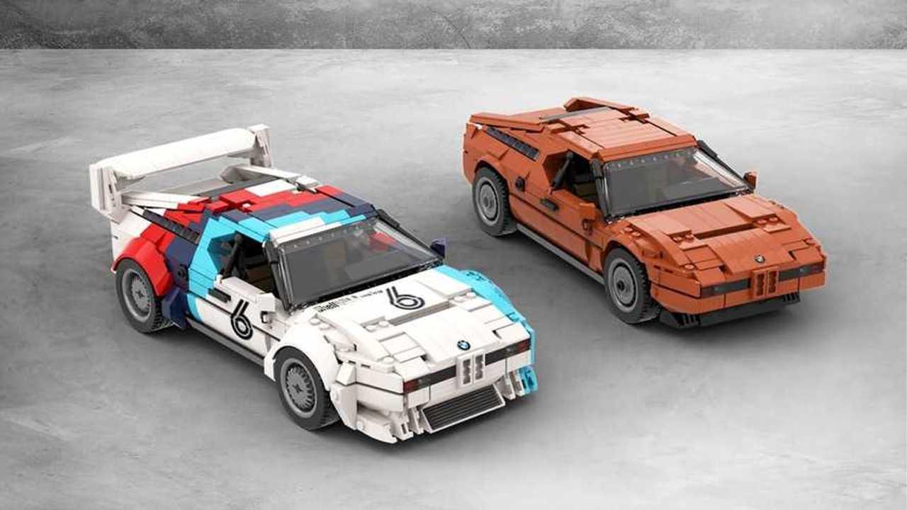BMW M1 de LEGO Ideas