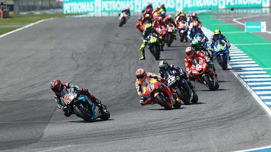 El coronavirus mantiene en vilo el inicio de la temporada de MotoGP