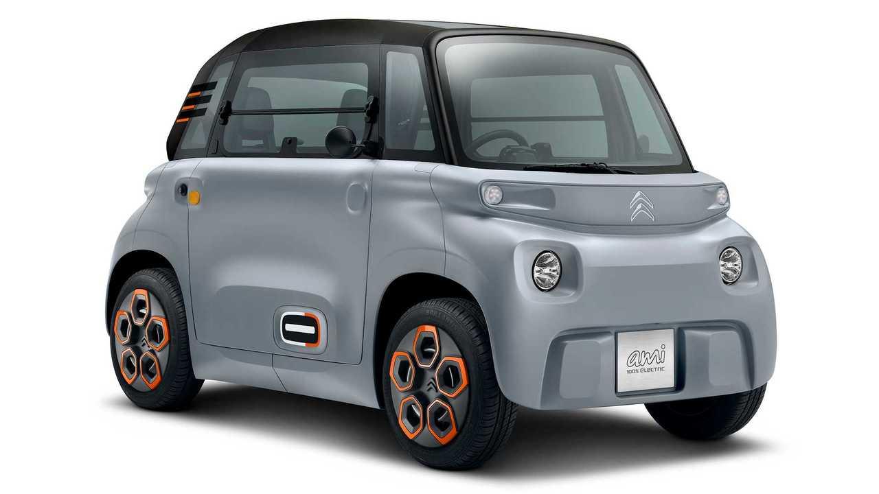 Citroën Ami (2020)