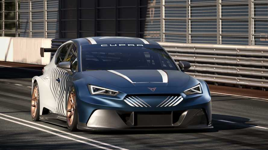Cupra e-Racer is an all-electric touring car with 670 bhp