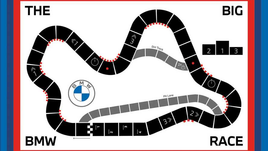 These BMW Print-Out Board Games Are For Those Who Are Beyond Bored