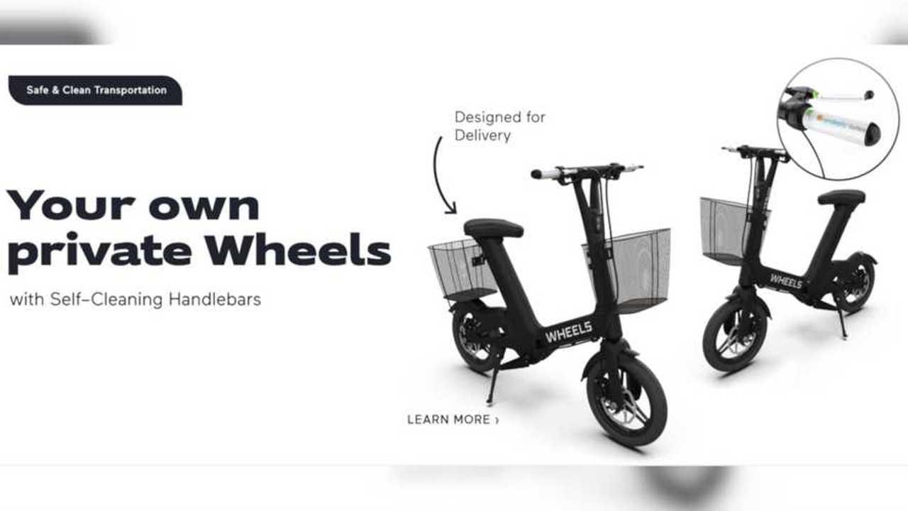 Wheels E-Bike Share Protective Coatings