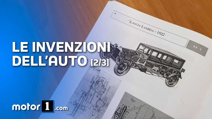 """Le auto più significative del """"primo dopoguerra"""" (2 di 3)"""