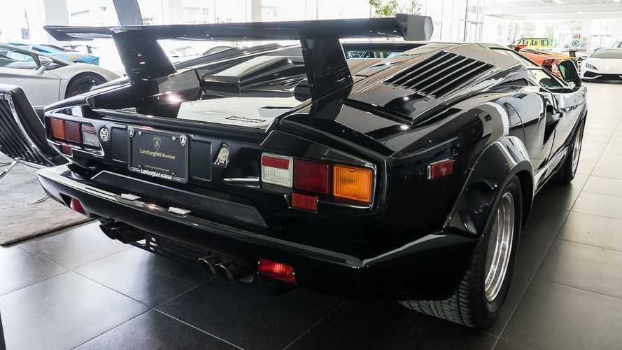 Lamborghini Countach a la venta en Montreal