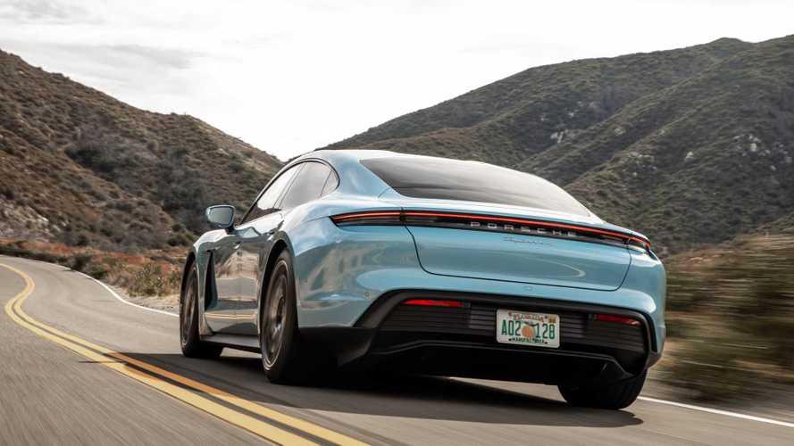 Taycan Was 3rd Best Selling Porsche In U.S. In Q3 2020