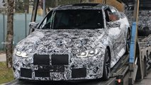 new bmw m4 first spied