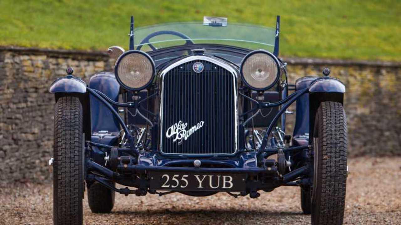 Classifieds Hero: 1933 Alfa Romeo 6C 1900 Gran Turismo