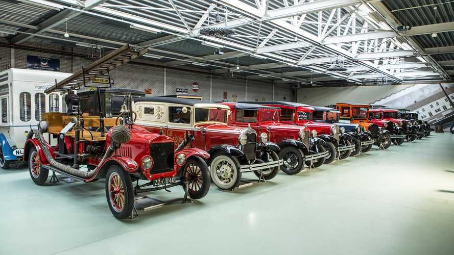 For sale! The largest collection of Fords in the world