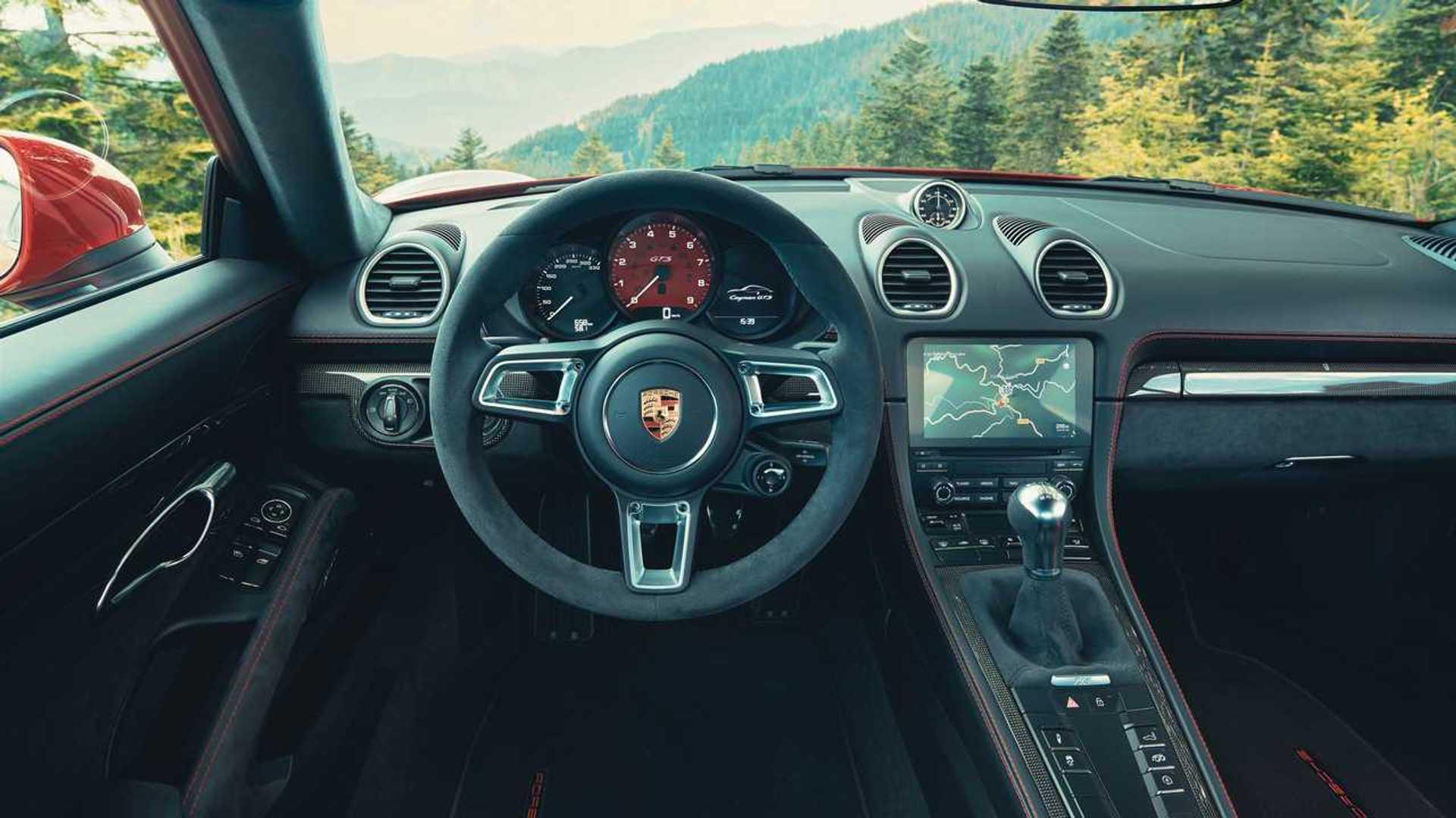 Porsche 718 Boxster E Cayman Gts 4 0 Resgatam Prazer Com Cambio Manual