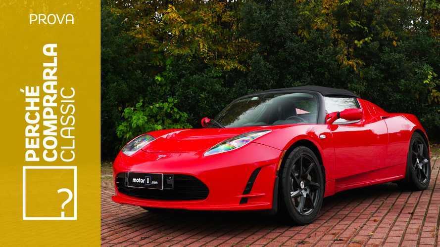 Tesla Roadster, Perché Comprarla... Classic