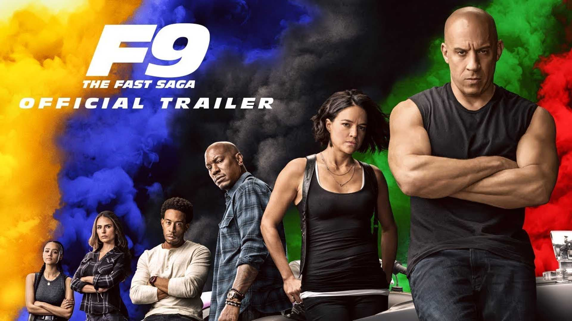 Fast And Furious 9 trailer released