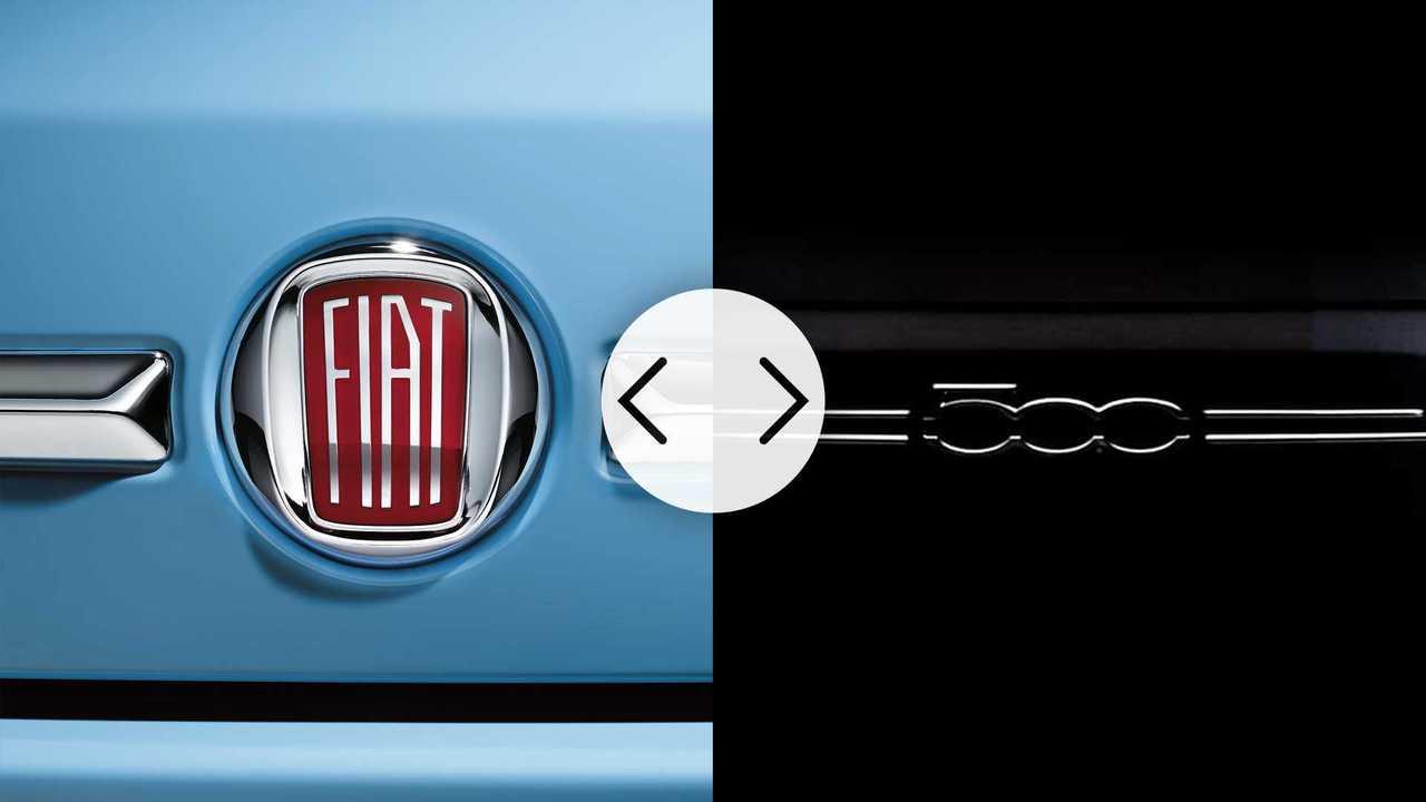 Copertina Fiat 500 logo