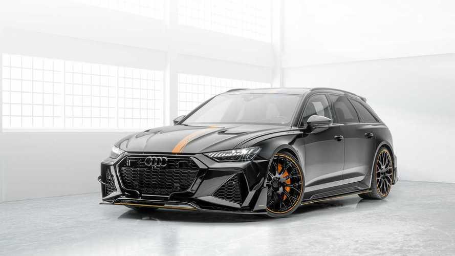Audi RS 6, con Mansory raggiunge 730 CV e diventa ancora più cattiva