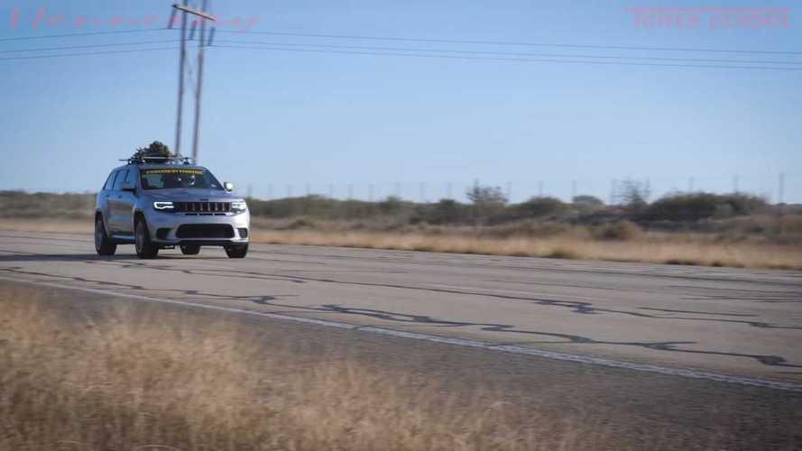 Videó: 291 km/h-s a világ leggyorsabb karácsonyfája