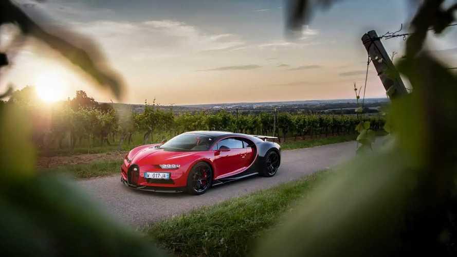 Bugatti Chiron im Fahrbericht