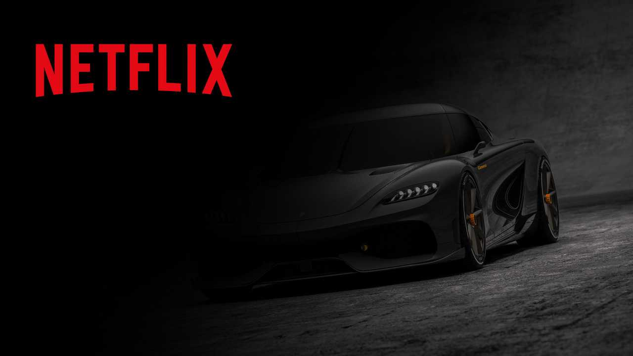 Programmes automobiles Netflix