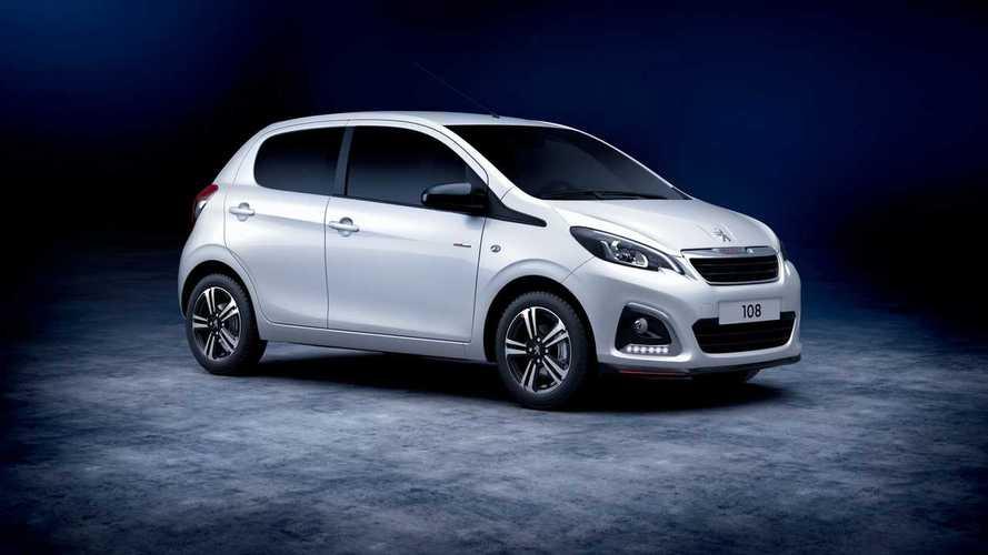 La Peugeot 108 riceve piccole novità estetiche