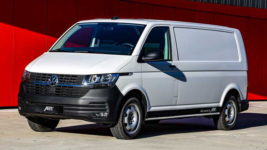 VW's first electric van to launch in the UK costs £42,000 plus VAT
