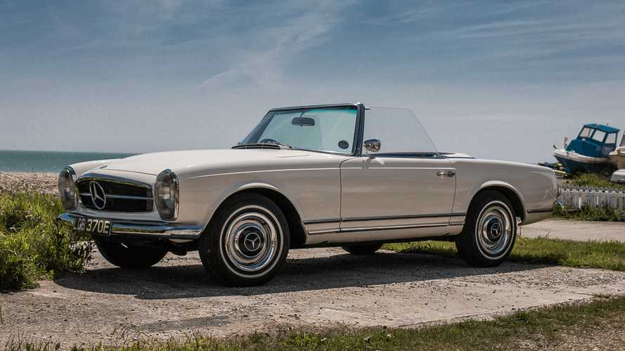 Eclectic 70-car CCA lot list to star in June sale