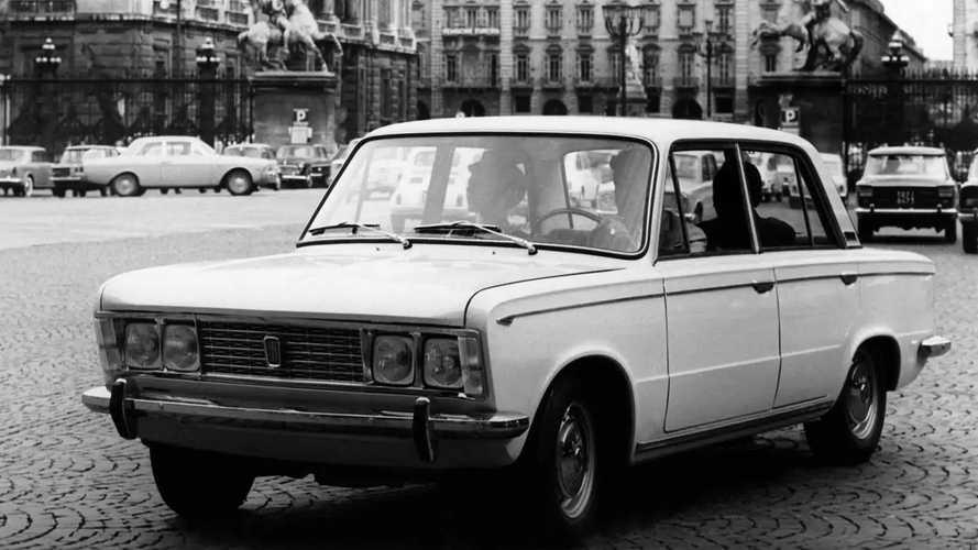 Fiat 125, le foto del tempo