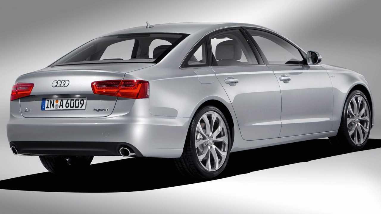 Audi A6 hybrid - 2012
