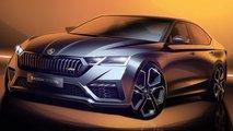 Skoda Octavia RS: Weitere Motoren und Marktstart geleakt