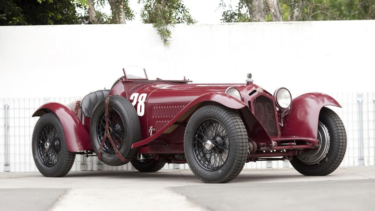 2. Alfa Romeo 8C 2300 Monza, 1933