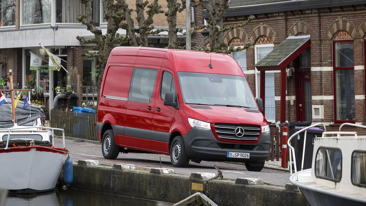 2019 Mercedes-Benz Sprinter First Drive: Delivering Updates