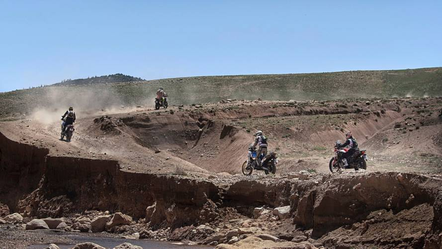 Honda Africa Twin Morocco Epic Tour 2018