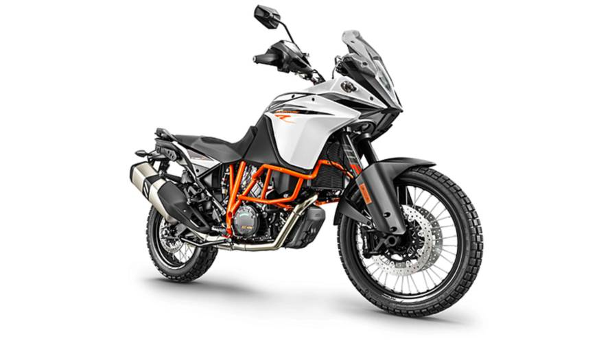2017 KTM 1090 Adventure R Ultimate ADV Bike