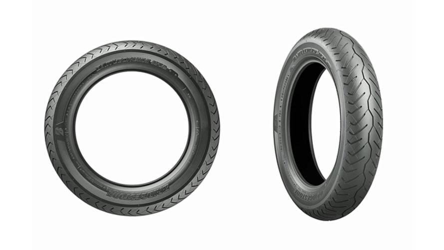 Bridgestone Brings New Cruiser Tire