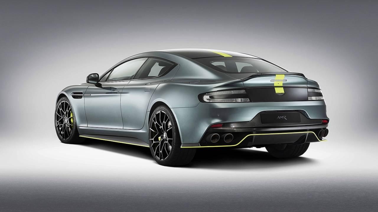 Aston Martin Rapide AMR 2018