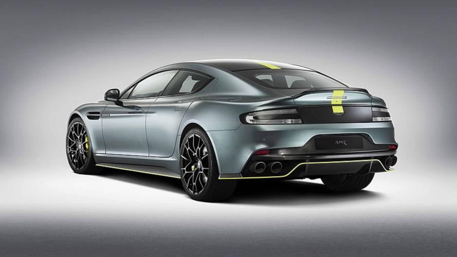 Aston Martin Rapide AMR (2018)