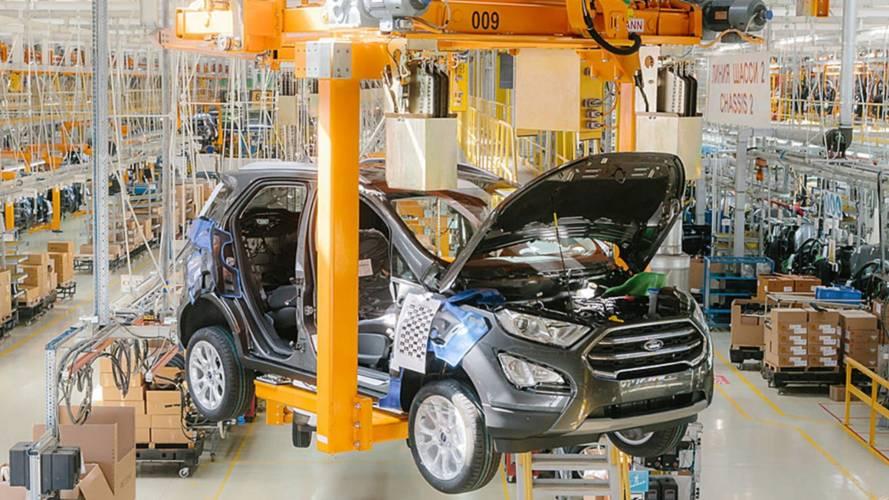 Ford considera fechar mais duas fábricas, desta vez na Rússia