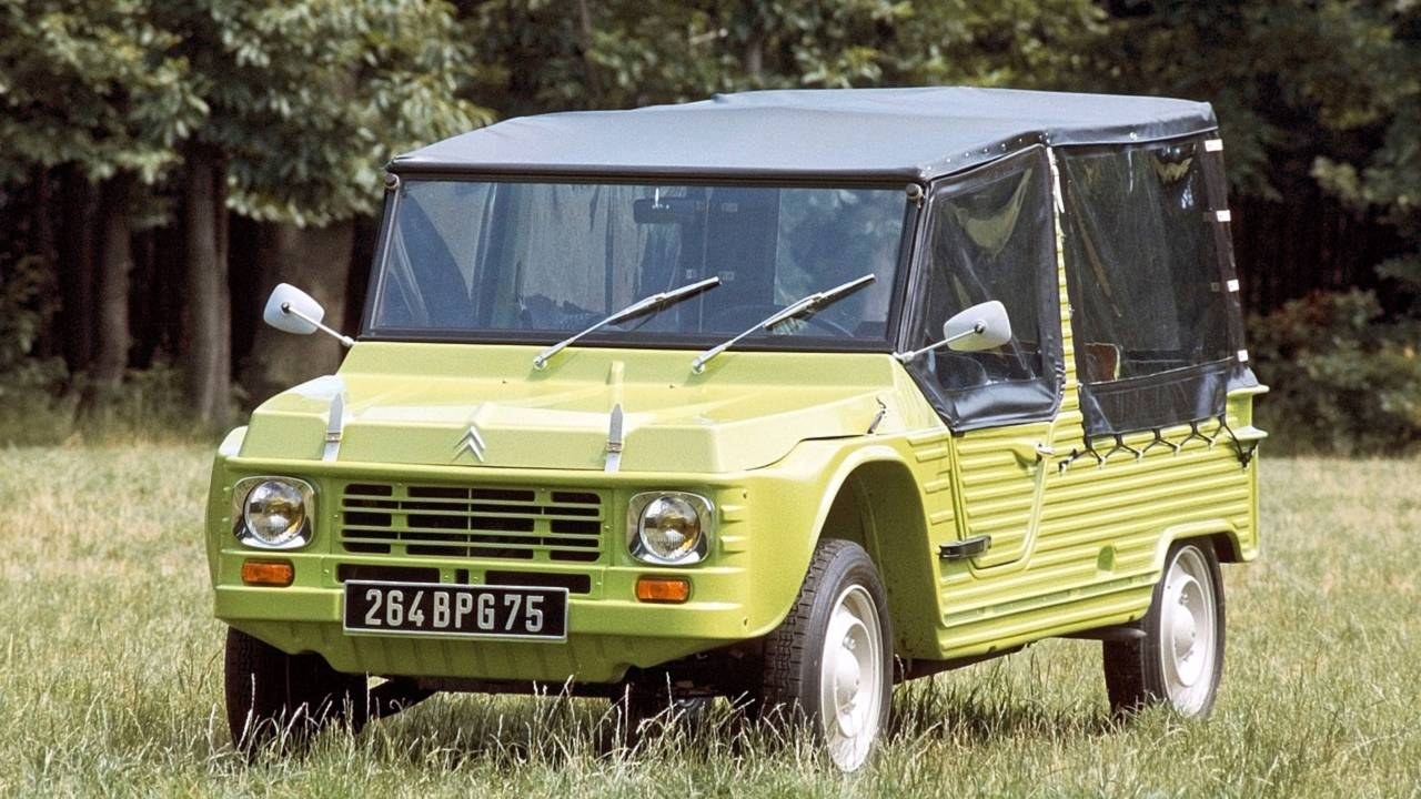 5 - Citroën Méhari