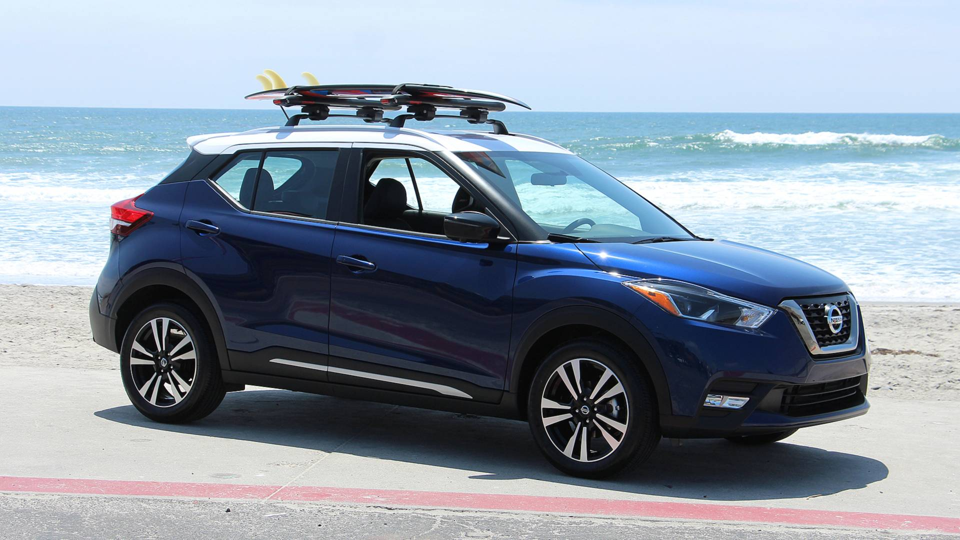 2018 Nissan Kicks First Drive Crossing Over