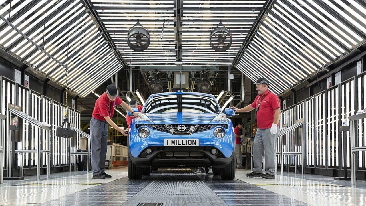 Nissan Juke: 1 millón de unidades
