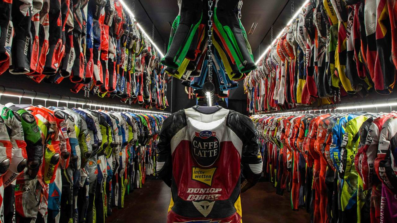 Visit Dainese's Archives of Safety in Vicenza
