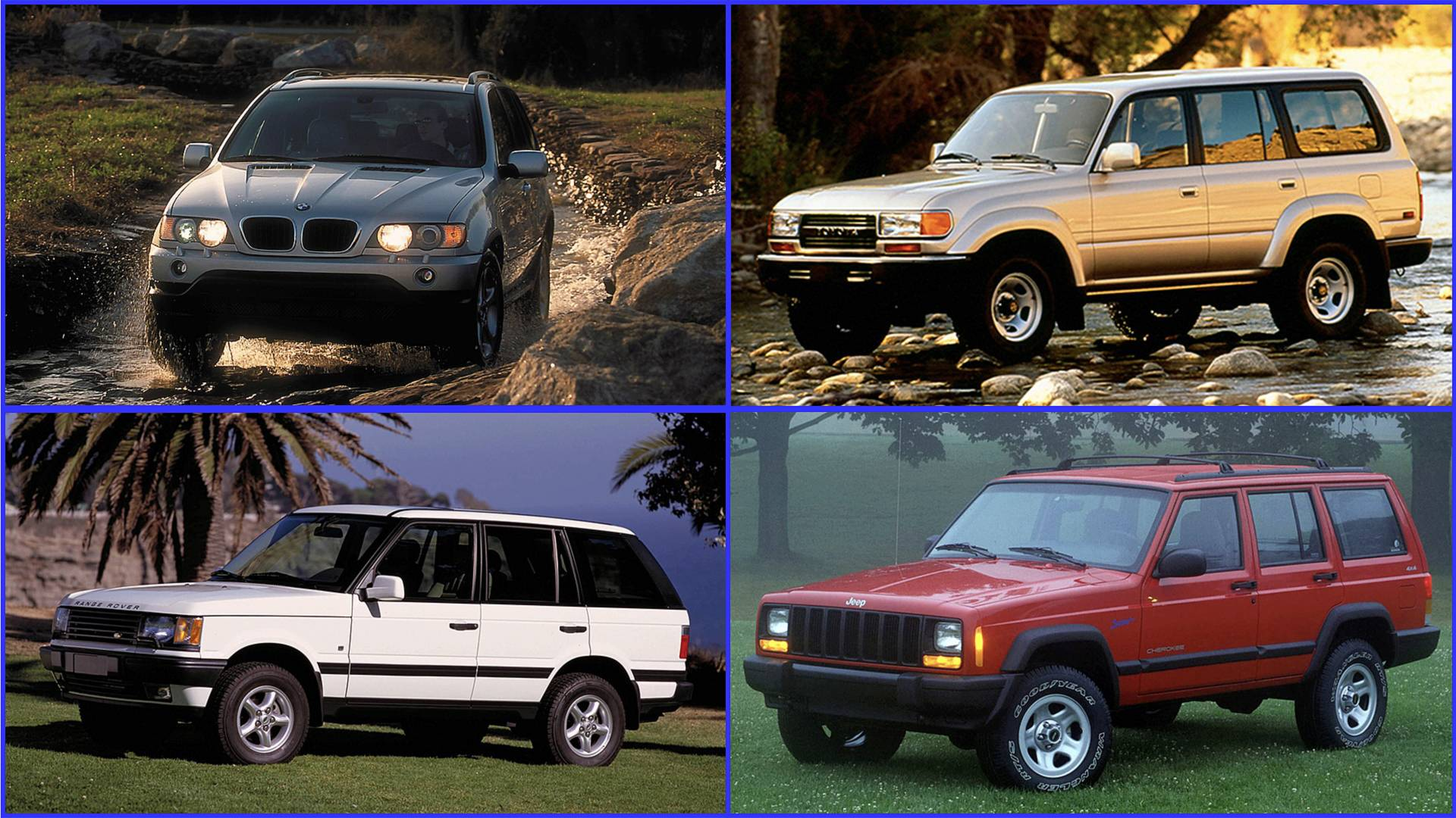 10 Suvs That Cost Less Than 5k But Are Still Lots Of Fun