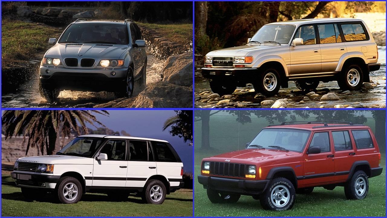 Cheap Car Lots >> 10 Suvs That Cost Less Than 5k But Are Still Lots Of Fun