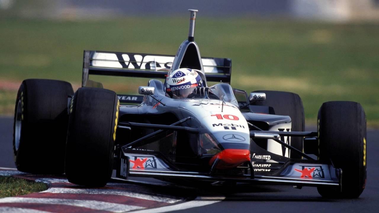 1997 McLaren MP4/12