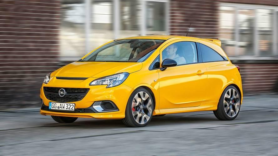 Opel Details The Corsa GSi's Spunky 150-HP Powertrain